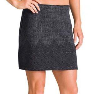 Athleta Print Tech Stretch Monarch Tennis Skirt